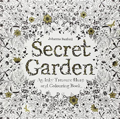 Johanna Secret Bersemi Di Rusia secret garden an inky treasure