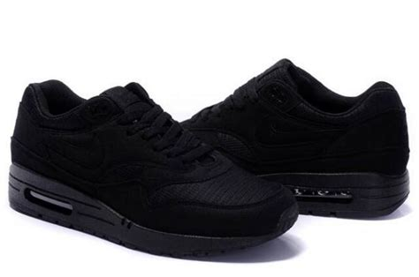 Trainer Black Sepatu Sneaker 40 44 iw4151 simple trainers shoes nike air max 1 all black