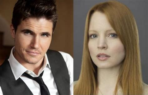 x files spinoff robbie amell and lauren ambrose to star the x files returns home tonight scified com