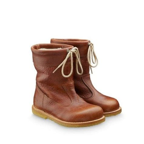 brown leather boots by angulus shoes apparel for