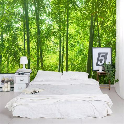 murals for bedrooms whimsical master bedrooms with forest wallpaper master