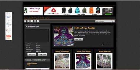 template toko online android free download template untuk toko online kabarinata
