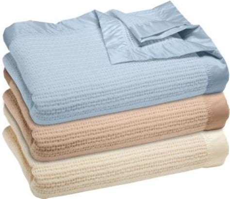 Thermal Blankets With Satin Trim by Thermal Wool Blanket With Satin Binding Trim Like