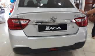 Harga Proton Saga Baru Baru Proton Saga 2016 Walk Around Exterior Interior