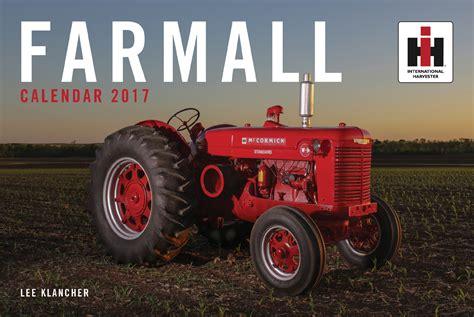 International Calendar International Harvester 2017 Tractor Calendar
