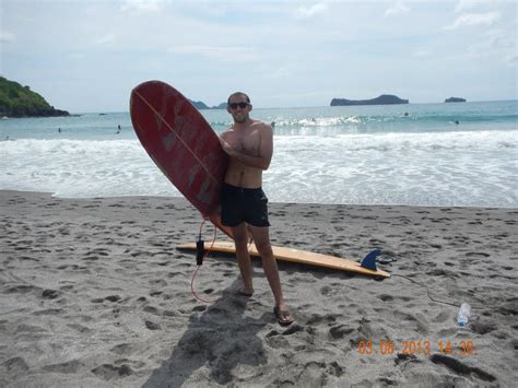 surfer matte cs weekend escape surfing at zambales the diarist wanders
