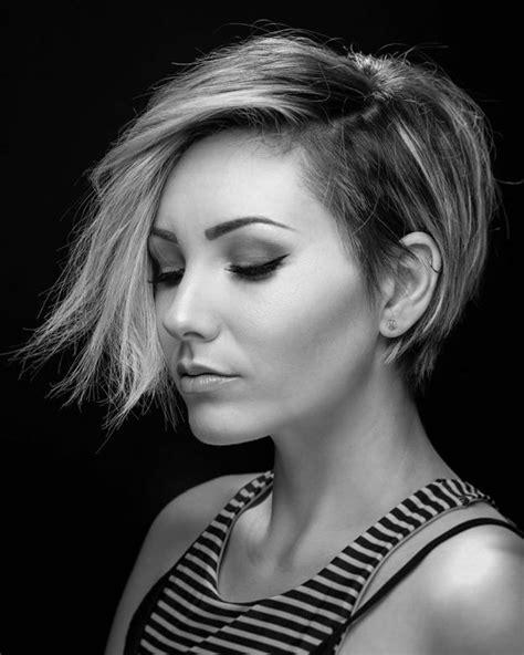 Hairstyles For Hair Cuts by Asymmetrical Hair 2018 33 Haute Hairstyles