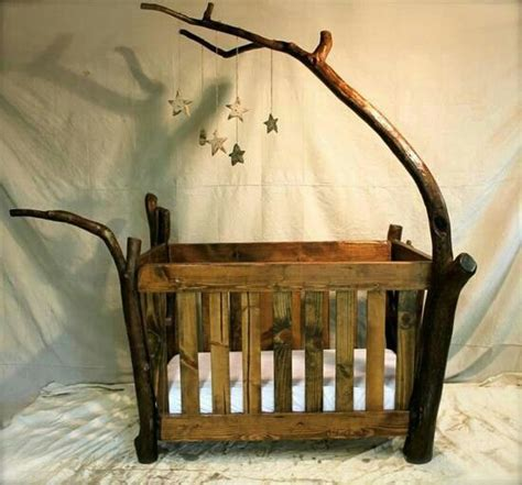Handmade Toddler Bed - grandbabys bed beautiful for the home