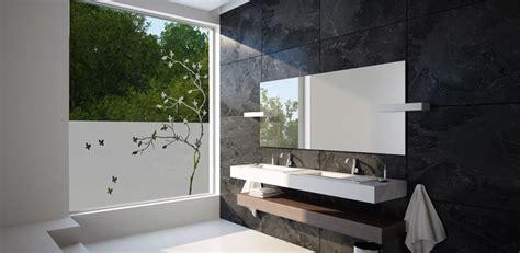 badezimmerfenster dekorieren badezimmerfenster sichtschutz haus dekoration