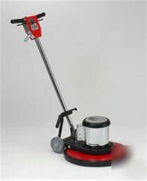 Industrial Floor Buffer by New Hawk 20in Floor Scrubber Buffer Heavy Duty 1 5hp