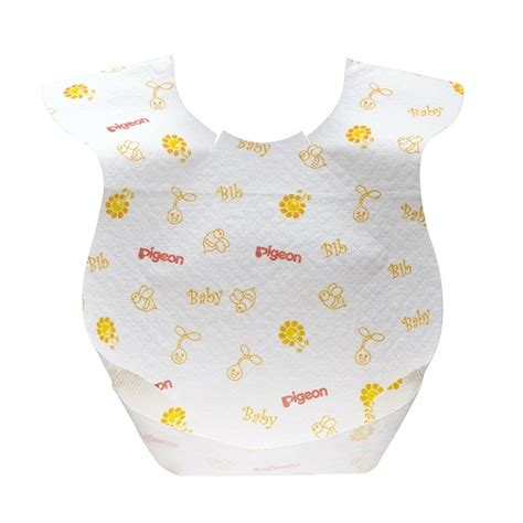 Babiyo Disposable Bibs disposable baby bibs pigeon singapore and baby care products