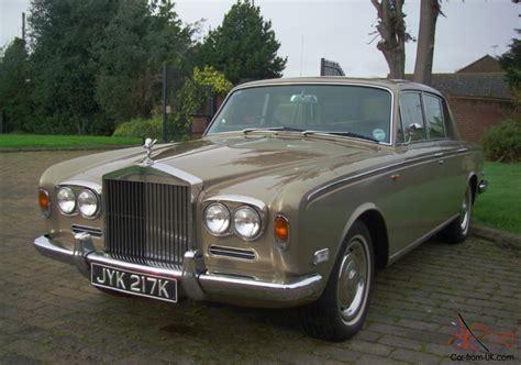 lovely 1972 rolls royce silver shadow 1 history tax