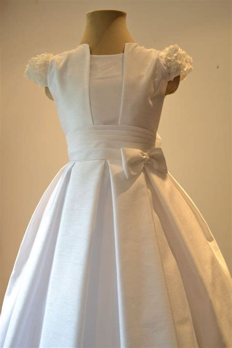 Dress Holy communion dress adorable flower