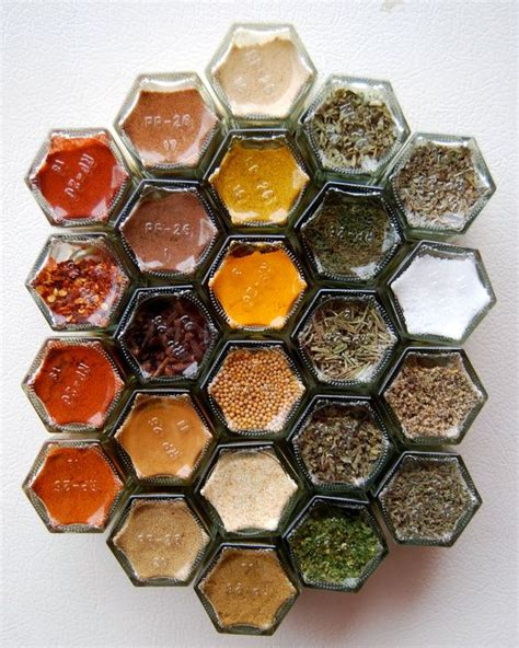 Unique Spice Jars 25 Best Ideas About Magnetic Spice Jars On