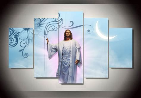 jesus home decor popular jesus wall art buy cheap jesus wall art lots from