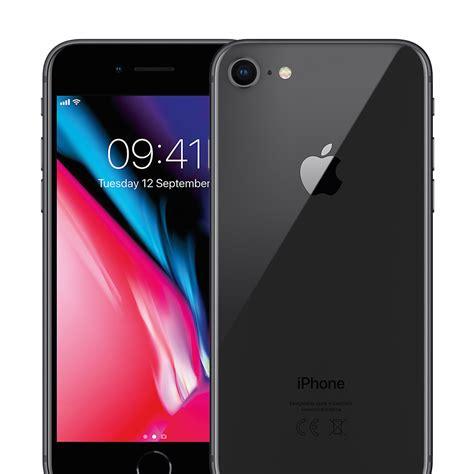 apple iphone 8 256gb sim free unlocked smartphone in space grey refurbished ebay