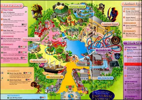 universal map universal studios singapore most complete guide credso singapore