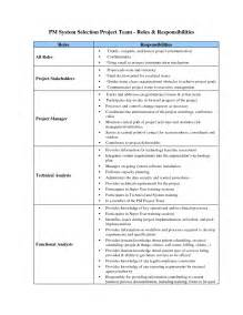 project management roles and responsibilities template roles and responsibilities template aplg planetariums org