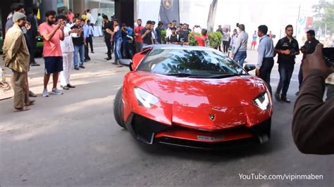 rare lamborghini aventador sv roadster in sydney youtube india s most expensive supercar lamborghini aventador sv roadster youtube