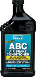 Air Brake System Freezing Fppf