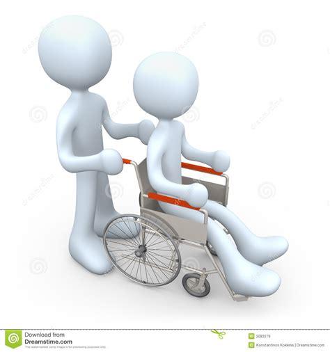 su una sedia persona sulla sedia a rotelle immagini stock libere da