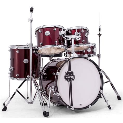 Jazz Drum Spesial mapex voyager 5 jazz drum set shell pack 20 quot bass 10 12 14 quot toms 14 quot snare vr5044t