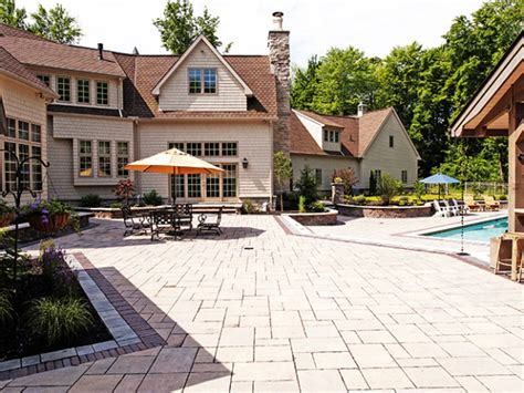 Large Patio Designs Large Patio Designs 28 Images Interlocking Patio