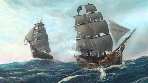 dessiner un bateau pirate pirate photoshop tuto