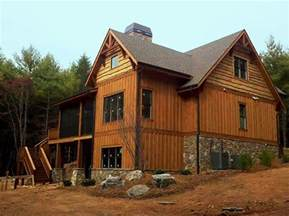 Rustic Home Design Plans 4 Bedroom Rustic House Plan With Porches Ridge Cottage
