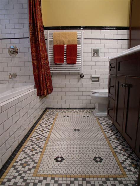 Period Style Bathroom Reno in London Ontario   Traditional