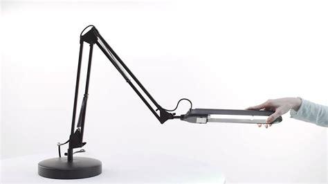 Swing Arm Desk L Target by Lighting L With Outlet In Base Desk Power Hotel Target