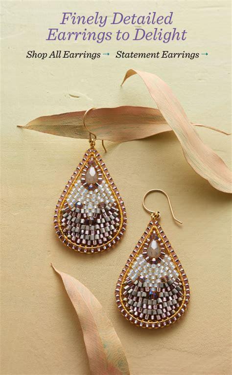 Handmade Jewelry Catalogs - jewelry and handmade earrings robert redford s sundance