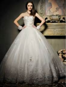 lace ball gown wedding dress from organzacherry marry