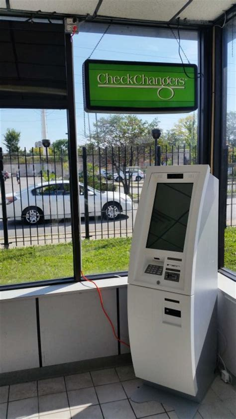Currency Exchange On 79 Cottage Grove by Bitcoin Atm In Chicago Illinois Currency Exchange
