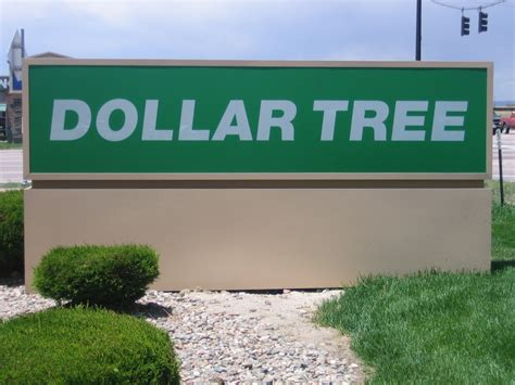 dollar tree s dollar tree smart brite signs