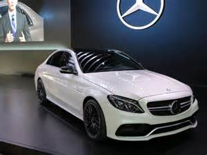 Sporty Mercedes 2016 Mercedes C450 Amg Sport Option For