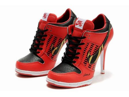nike high heel tennis shoes stiletto sneakers and other fashion tennis shoes