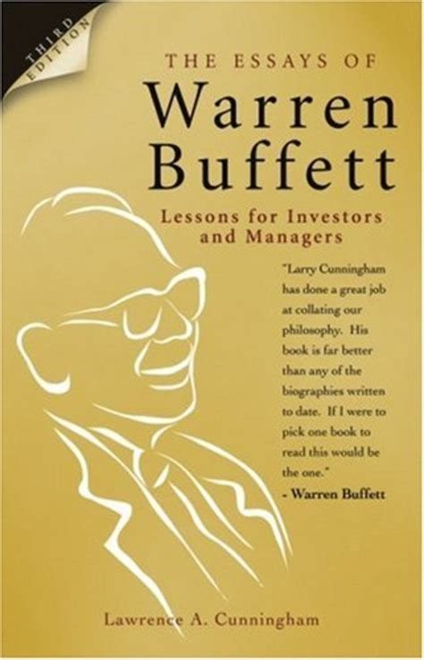warren buffett 43 lessons for business books la bibliograf 237 a recomendada por joel greenblatt
