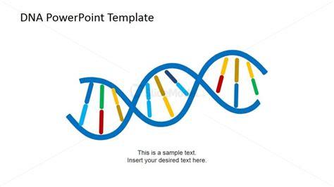 dna powerpoint slide shapes for presentations slidemodel