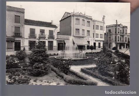 fotos antiguas puertollano tomelloso ciudad real fuente y calle de d comprar
