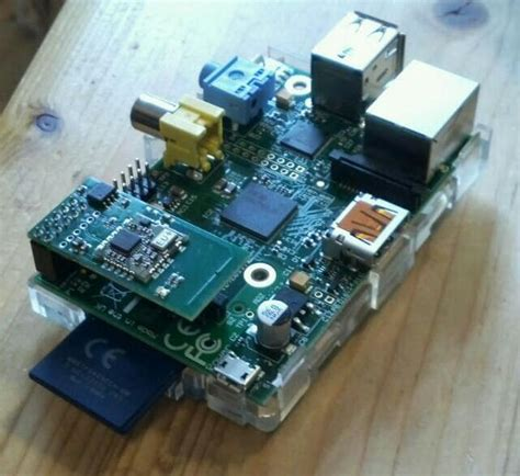 how to get a raspberry pi to take your robot house