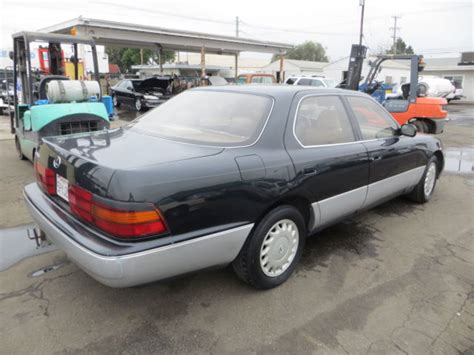manual repair autos 1994 lexus ls parking system service manual car owners manuals for sale 1992 lexus ls parking system 1992 lexus ls 400