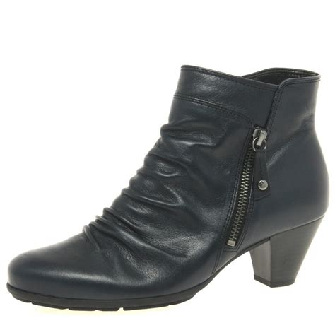 navy boot c location lexy 95 641 26 navy leather boot