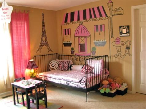 paris bedroom decorating ideas paris themed girls bedroom ideas