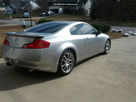 Infinity G35 2005 by 2005 Infiniti G35 Coupe Sport