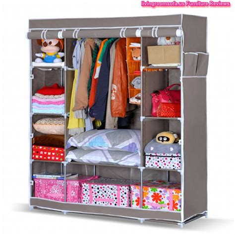 Closet Clothes Organizer by Portable Storage Portable Storage Organizer Wardrobe Closet