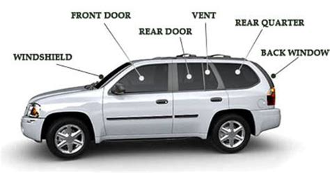 Car Window Types by Auto Glass Repair Marin County Ca Car Window Replacement