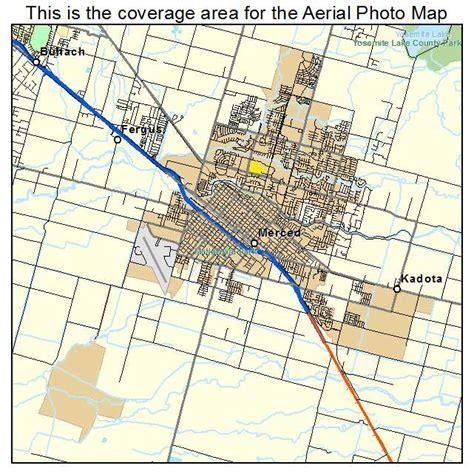 california map merced aerial photography map of merced ca california