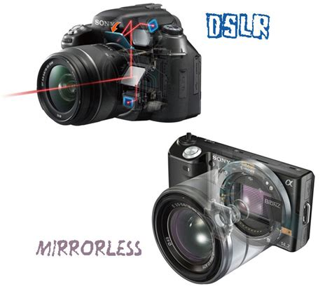 mirrorless vs dslr are you looking for a your