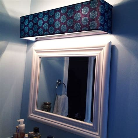 shade  hollywood light fixtures  etsy diy project